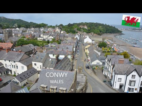 Why you should visit conwy, wales! (4k)