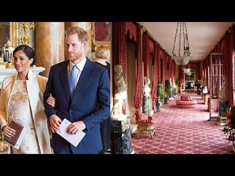 Meghan markle and prince harry's house: inside the duke and duchess of sussex's frogmore cottage