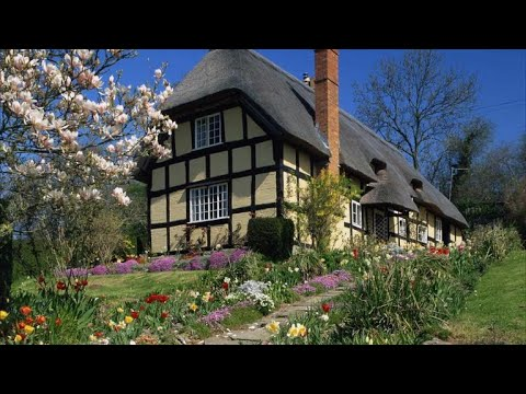 England's thatched roofs