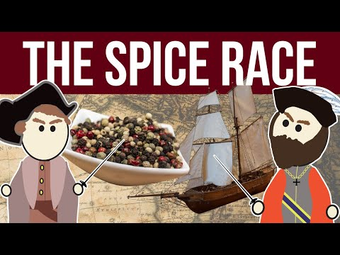 How pepper started the spice race