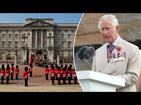 Prince charles 'won't live at buckingham palace when he becomes king'
