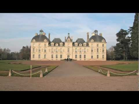 Travel france - visiting cheverny castle