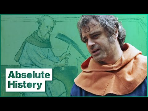 The importance of stonemasons & blacksmiths | secrets of the castle (4/5) | absolute history