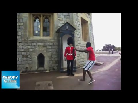 5 reasons why you never annoy a queens guards..