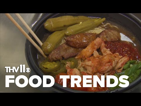 A look at arkansas food trends for 2020