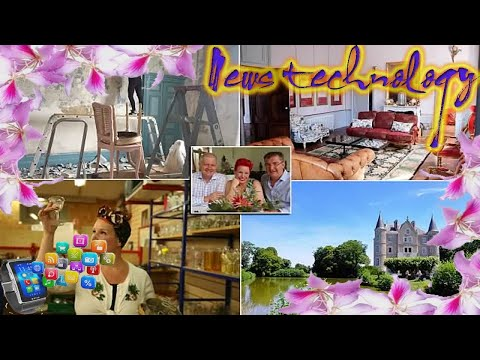 Escape to the chateau couple launch new renovations series - news techcology
