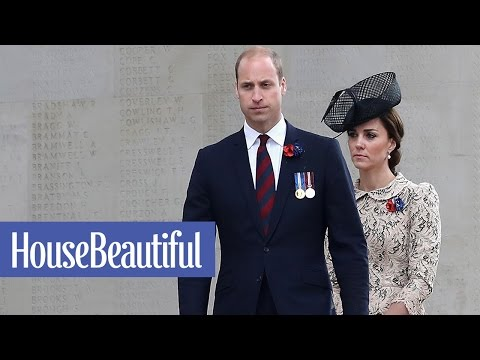 Will and kate are taking over diana's former apartment | house beautiful