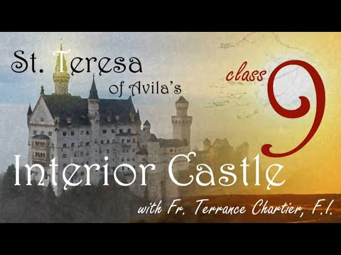 # 9 - the second mansions, the interior castle