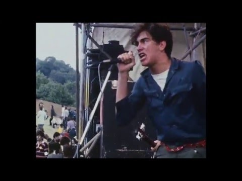 The pop group - feed the hungry (live at alexandra palace 1980)
