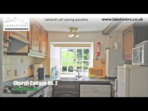 Church cottage no2, hawkshead, self catering holiday cottage