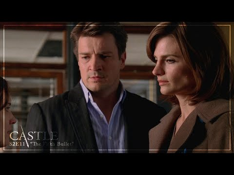Castle 2x11: the fifth bullet    a woman claims to be an amnesiac's wife [1080p hd/cc]