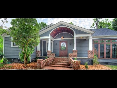 Adorable cottage at 3145 commonwealth ave. just like an hgtv dream home.