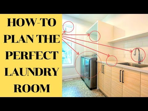 How to plan your custom laundry room like a pro   luxury home building