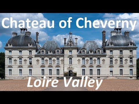 Cheverny in the loire valley: the chateau that inspired tintin's castle