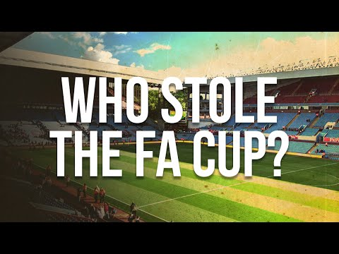 Did the peaky blinders steal the fa cup?   football's unsolved mysteries