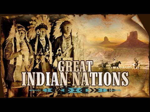 America's great indian nations - full length documentary