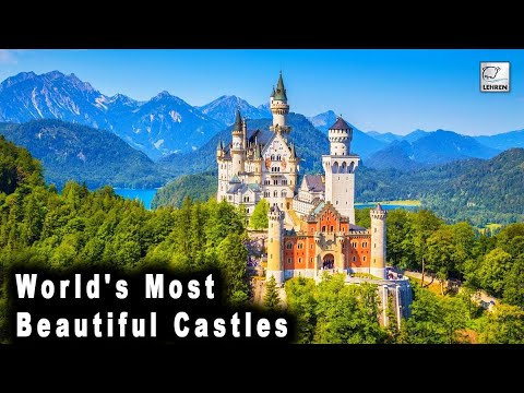Most beautiful castles in the world   explore the world's castles   latitudes ep. 19   tlf