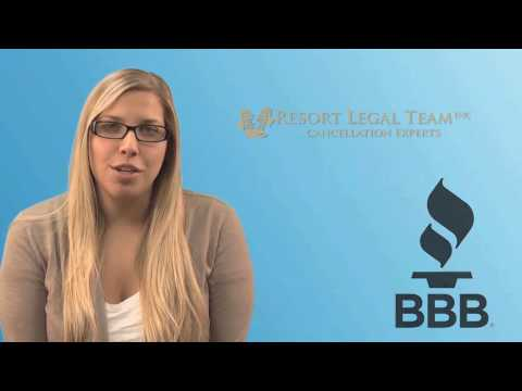 Timeshare resale scam and advice from bbb - resort legal team