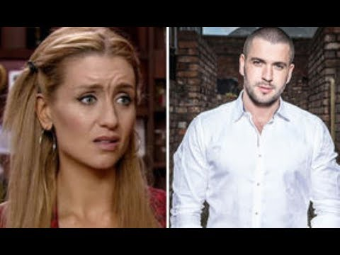 Coronation street spoilers: eva price to finally reveal her pregnancy to aidan connor?