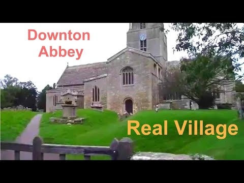 Discover the real downton abbey village at bampton , plan your visit