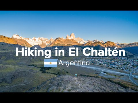 Border crossing & things to do in el chaltén, argentina (patagonia expedition #05)