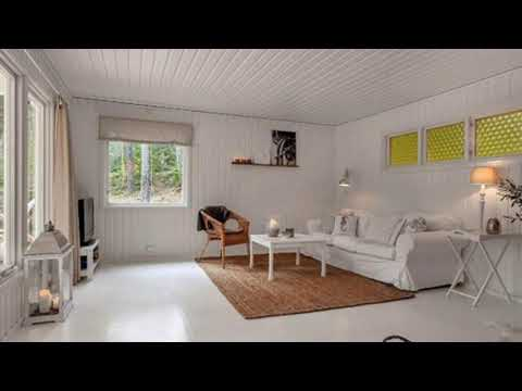 This minimalist swedish cottage is a lesson in scandinavian design