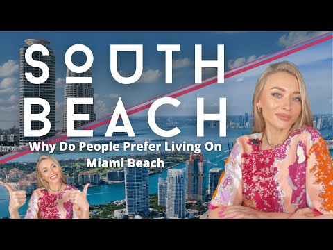 Why do people prefer living on miami beach    everything you need to know about south beach.