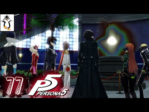 Fight night   lets play persona 5   blind ps4 gameplay part 77