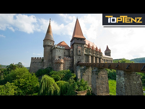 Top 10 weird facts about medieval castles