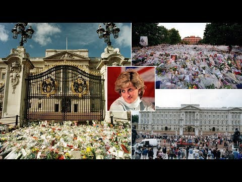 Why aren't they flying a flag at half mast for diana?