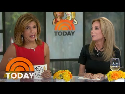 Kathie lee gifford returns! hoda kotb welcomes back her 4th hour co-host   today