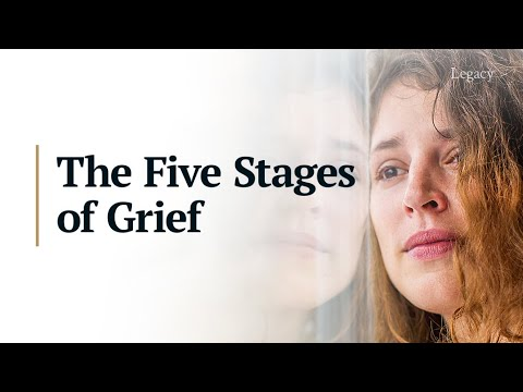 The five stages of grief and loss