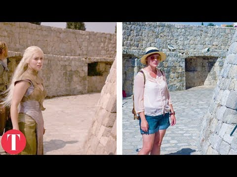 10 game of thrones locations that exist in real life