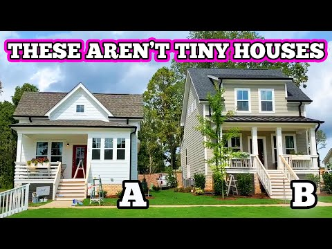 Tiny homes vs cottages: the big differences
