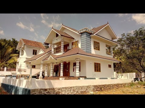 House for sale changanassery 15.50 cent 2300 sqft 4 attached bed room furnished