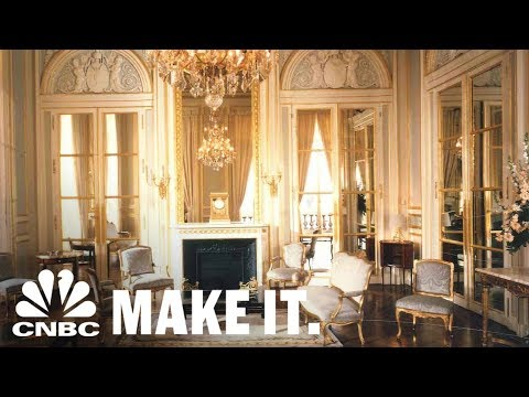 This townhouse with a secret garden is one of the most expensive homes in paris | cnbc make it.