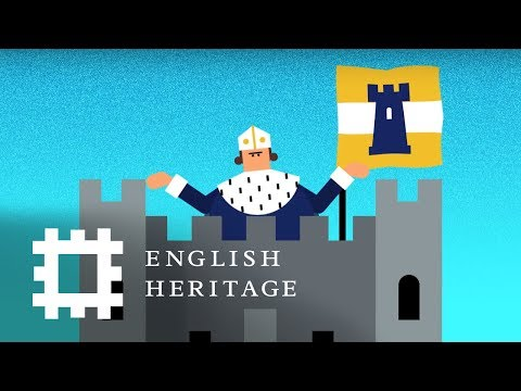 A mini guide to medieval castles | animated history