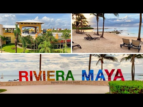 Full tour of the barcelo maya palace during the covid pandemic