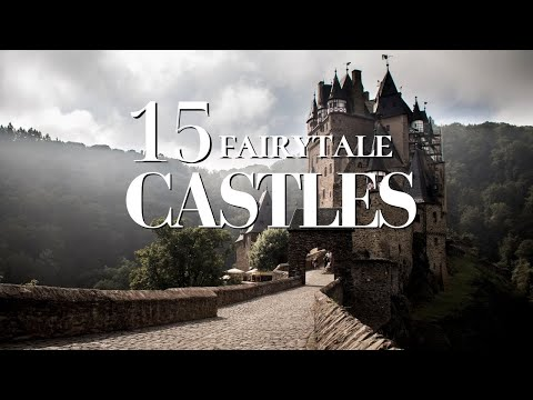 15 best castles in europe | best tourist attractions in europe