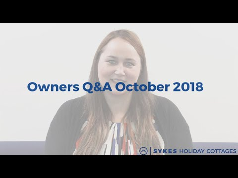 Owner q&a - october 2018   sykes holiday cottages