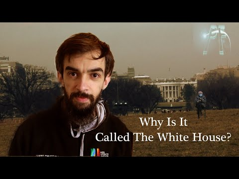 Why is it called the white house? | past force