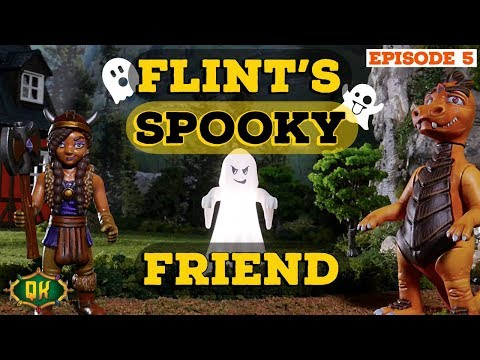 New toys   flint the dragon's friend   toy videos for kids