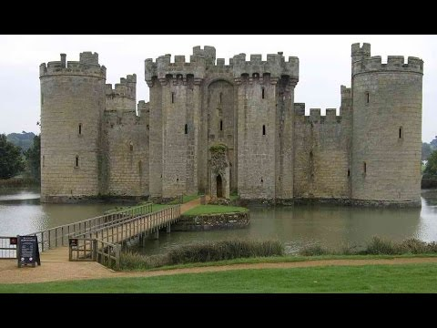 Castles of medieval ages | towering fortress vs invaders | military