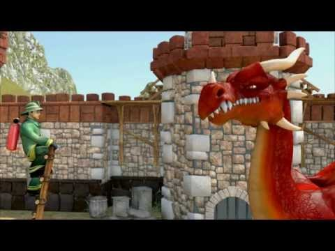 Hassle with the castle - entertainment video episode | imaginext | fisher price