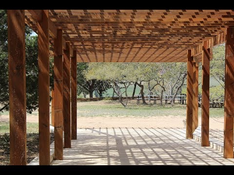 What is pergola? what does pergola mean? pergola meaning, definition & explanation