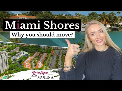 Why you should move to miami shores?