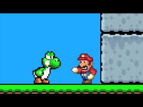 Why yoshi isn't allowed in the castle