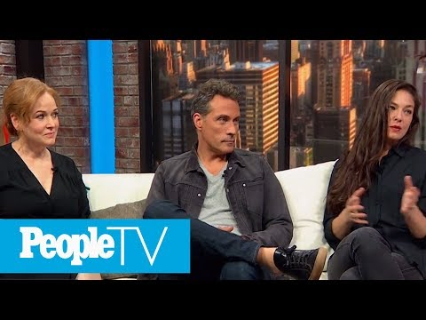 'the man in the high castle' season 3 is here, the cast reacts to the show's plot | peopletv