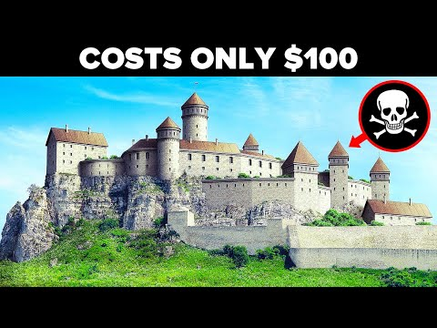 10 castles no one wants to buy even for $1