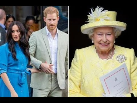Meghan & harry 'want to attend queen's 2022 jubilee' are 'fresh headache' for palace